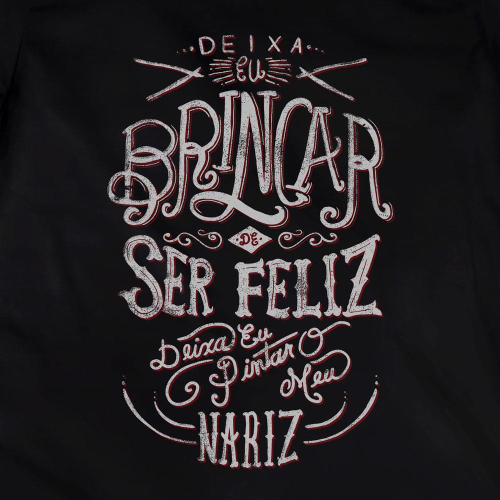 Camiseta Todo Carnaval Tem Seu Fim - Los Hermanos - Feminino