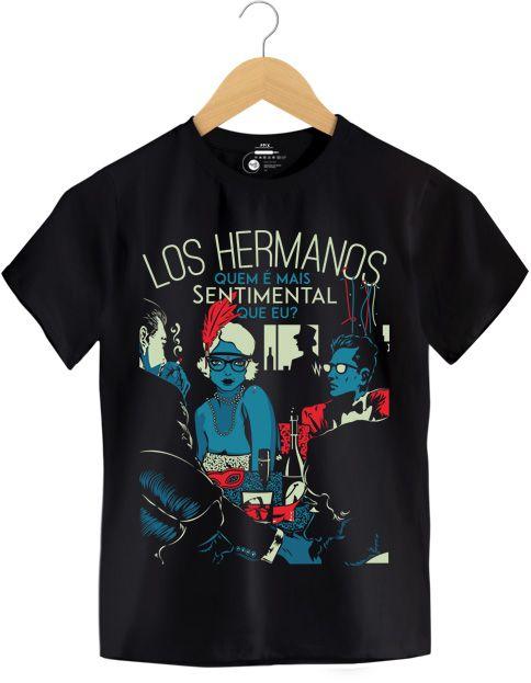 Camiseta - Todo Carvanal Tem Seu Fim - Los Hermanos - Infantil