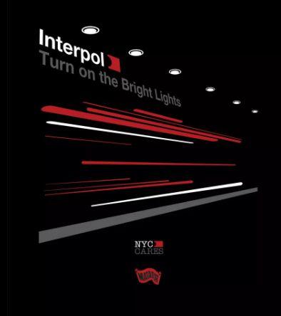 Camiseta Turn On The Bright Light 3 - Interpol - Feminino