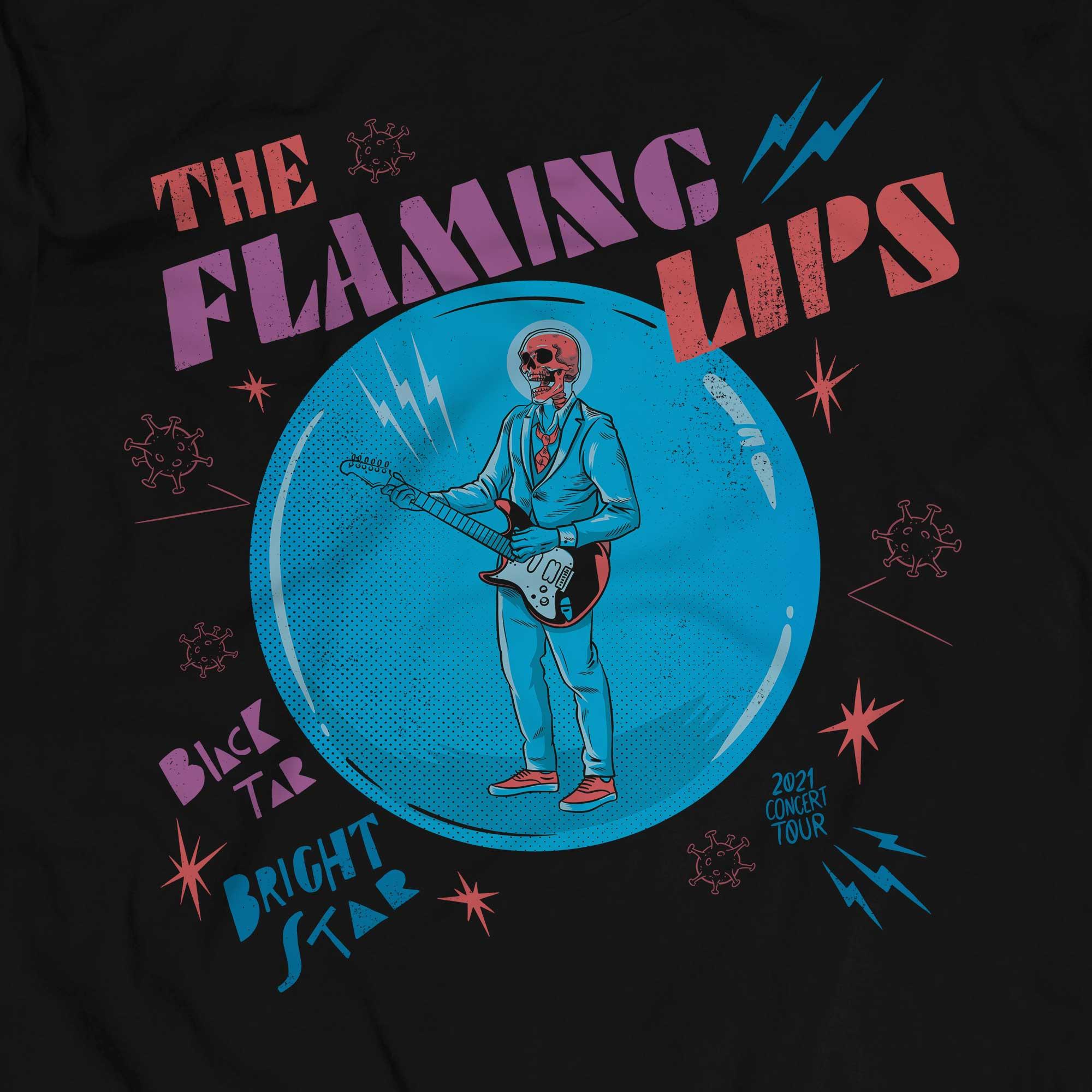 Camiseta Two - The Flaming Lips - Masculino