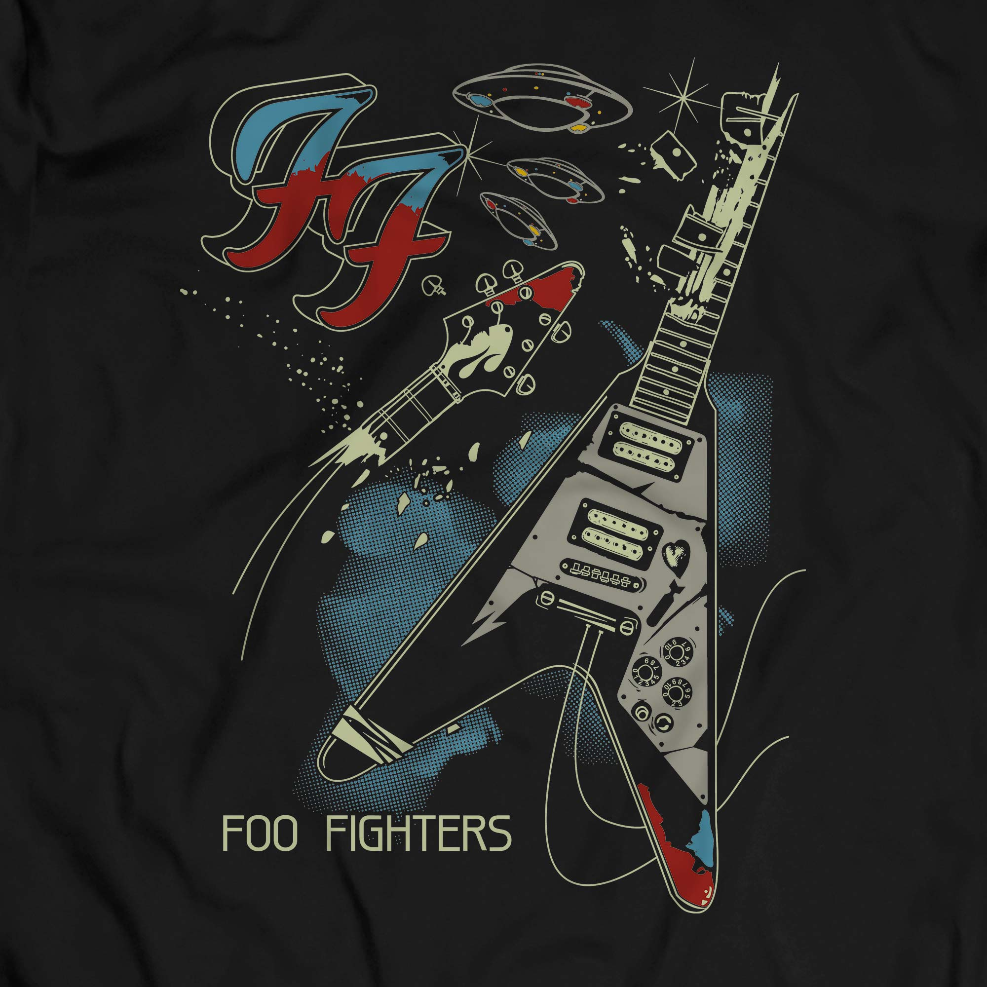 Camiseta Um - Foo Fighters - Masculino