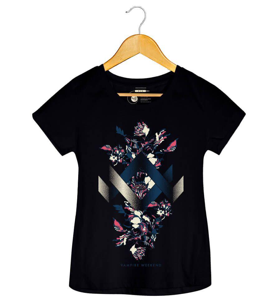 Camiseta Vampire Weekend - Feminino