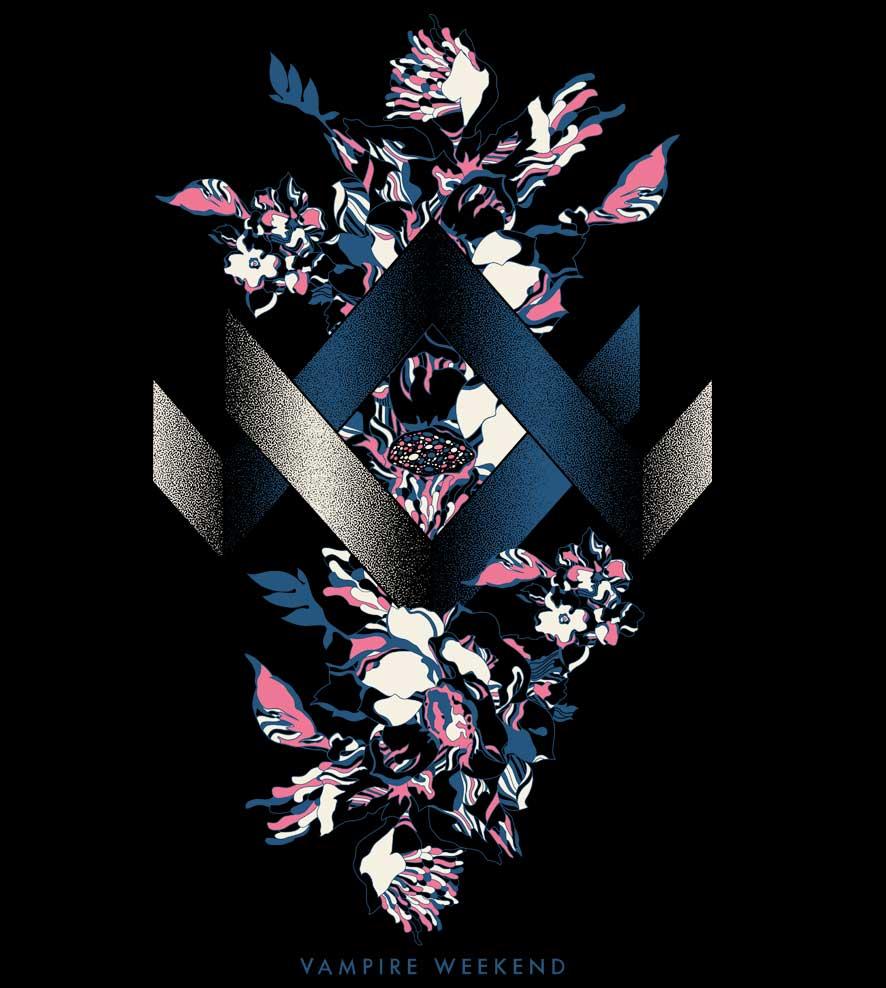 Camiseta - Vampire Weekend - Feminino