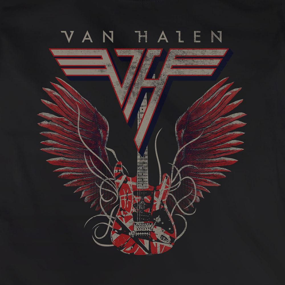 Camiseta Van Halen - Feminino