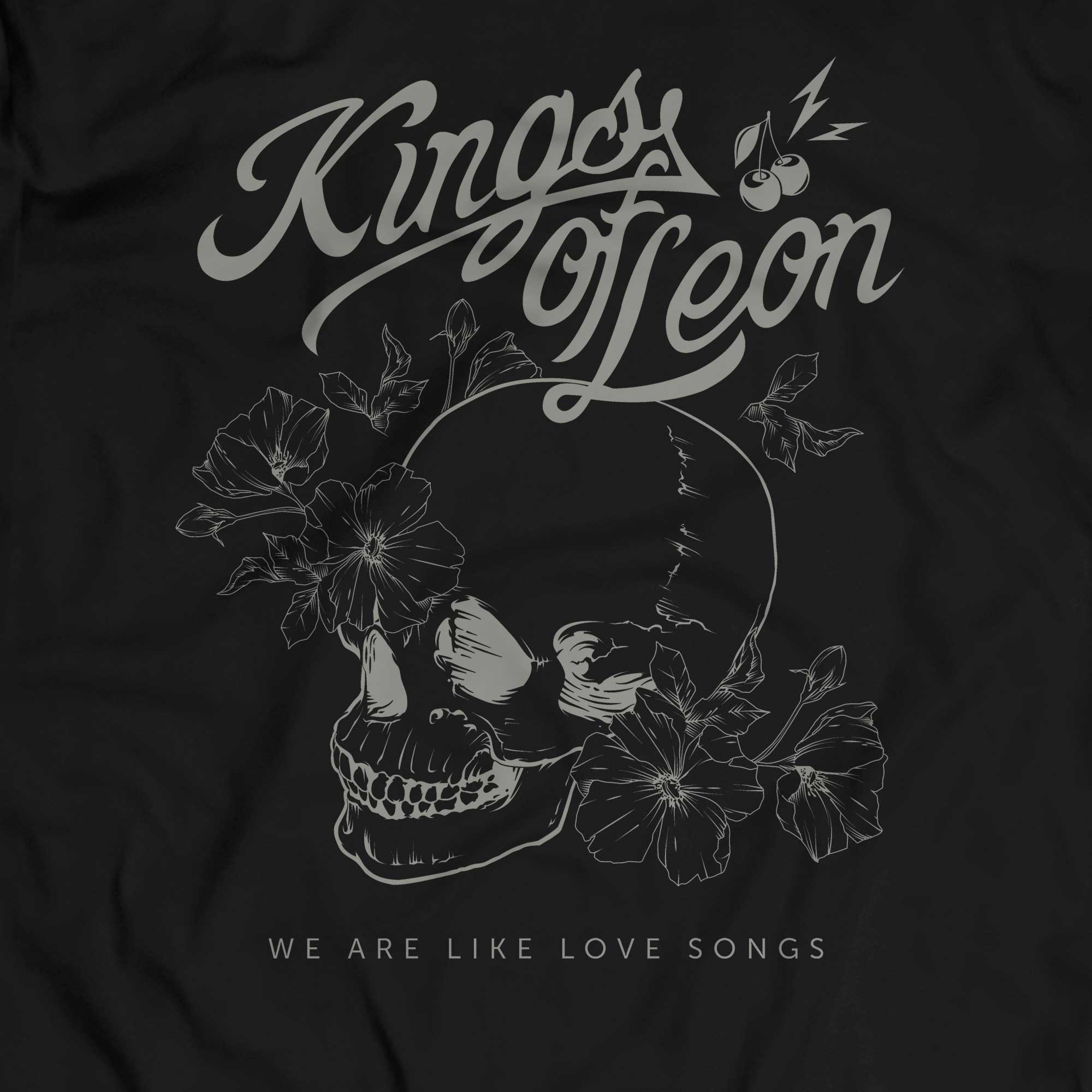 Camiseta We Are Like Love Songs - Kings of Leon - Masculino