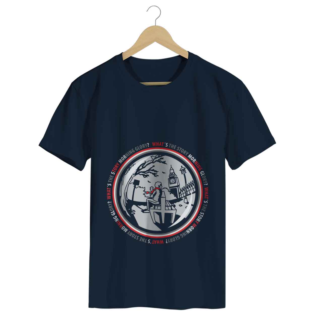 Camiseta -  What's The Story Morning Glory?- Oasis - Masculino