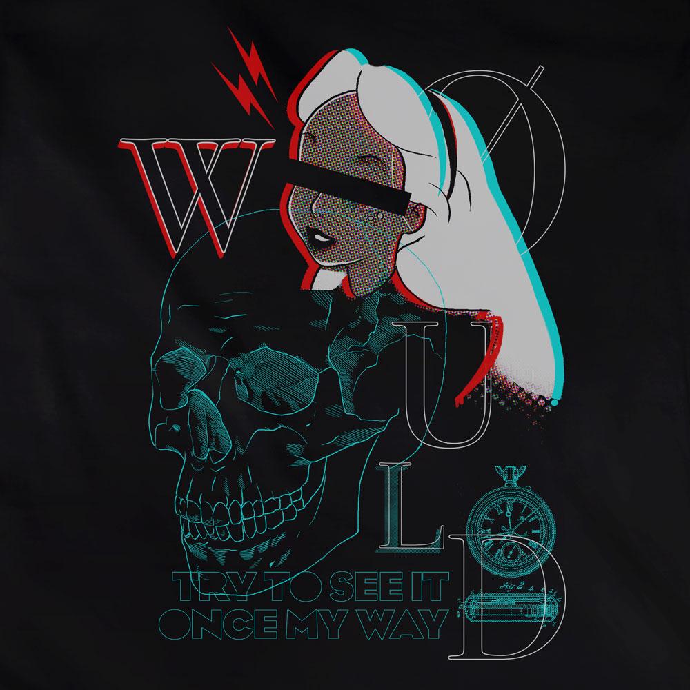 Camiseta Would - Feminino