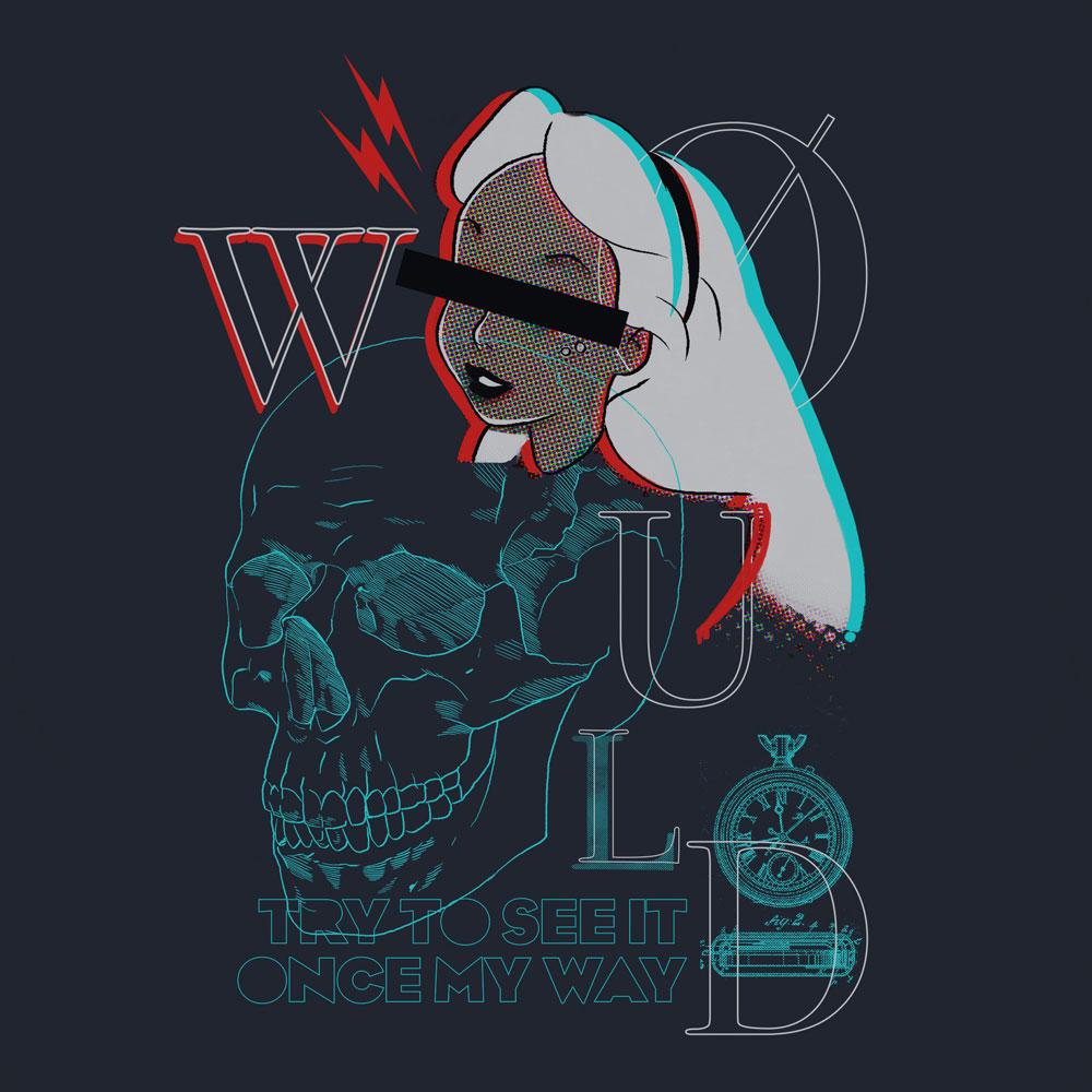 Camiseta Would - Masculino