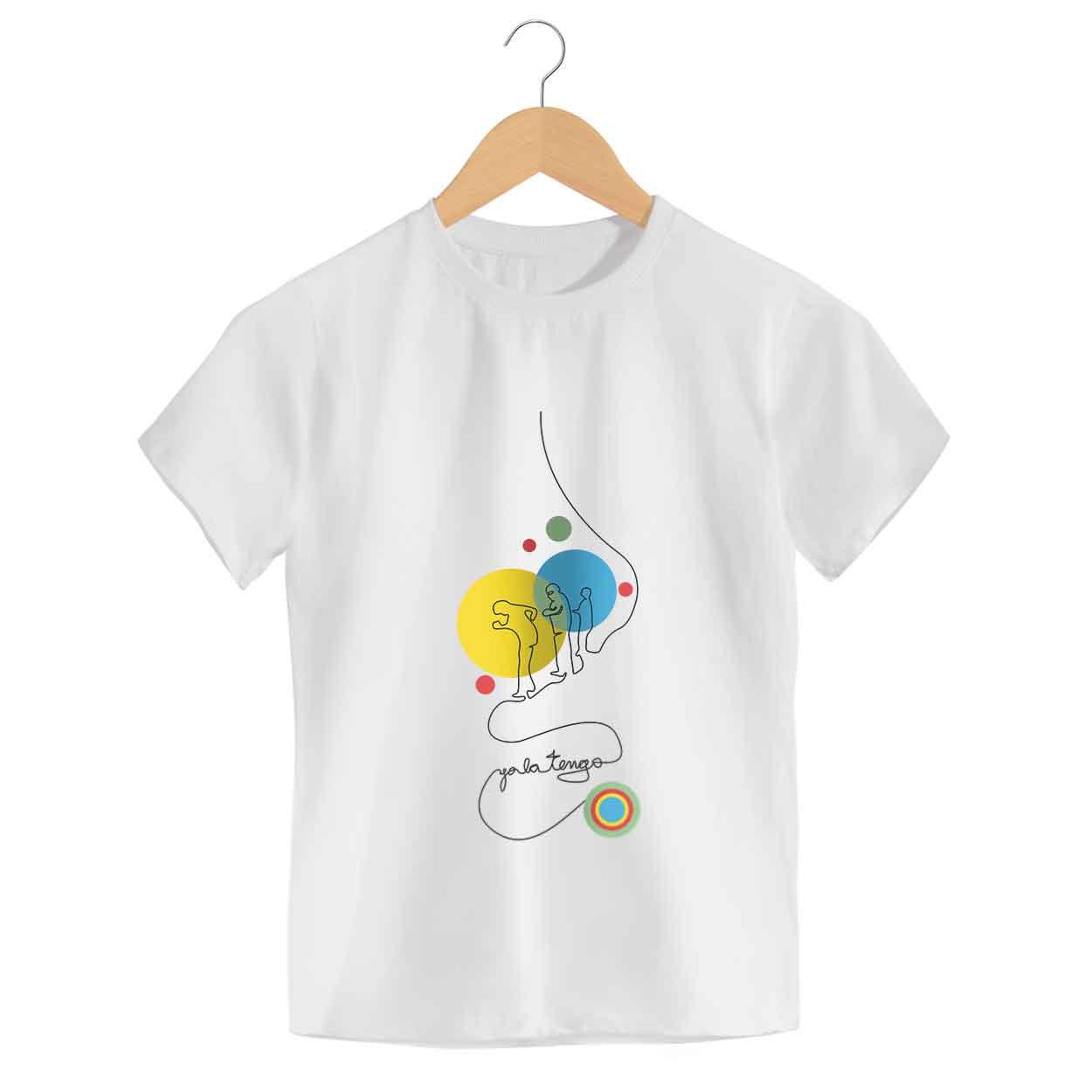 Camiseta - Yo La Tengo - Infantil