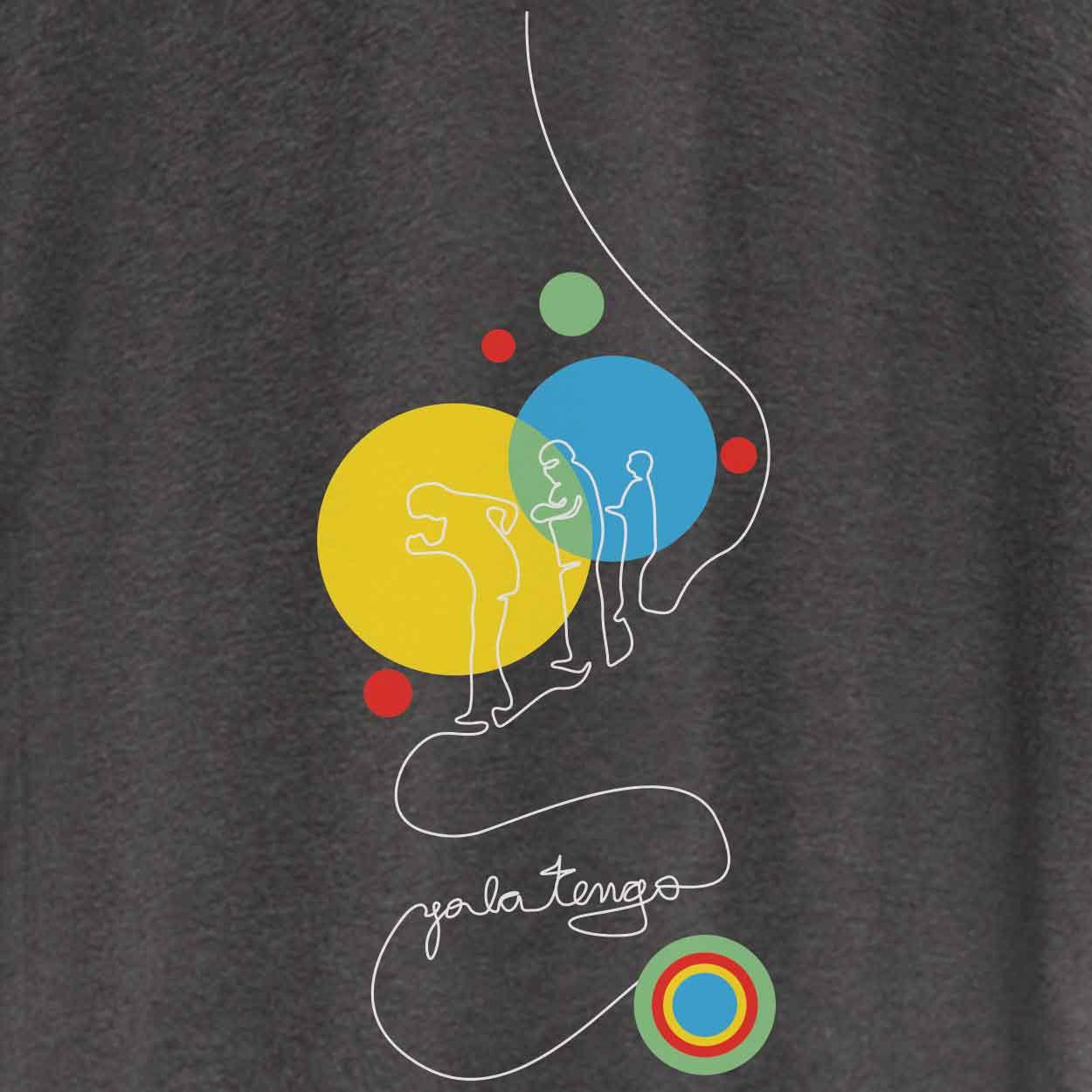 Camiseta - Yo La Tengo - Masculina