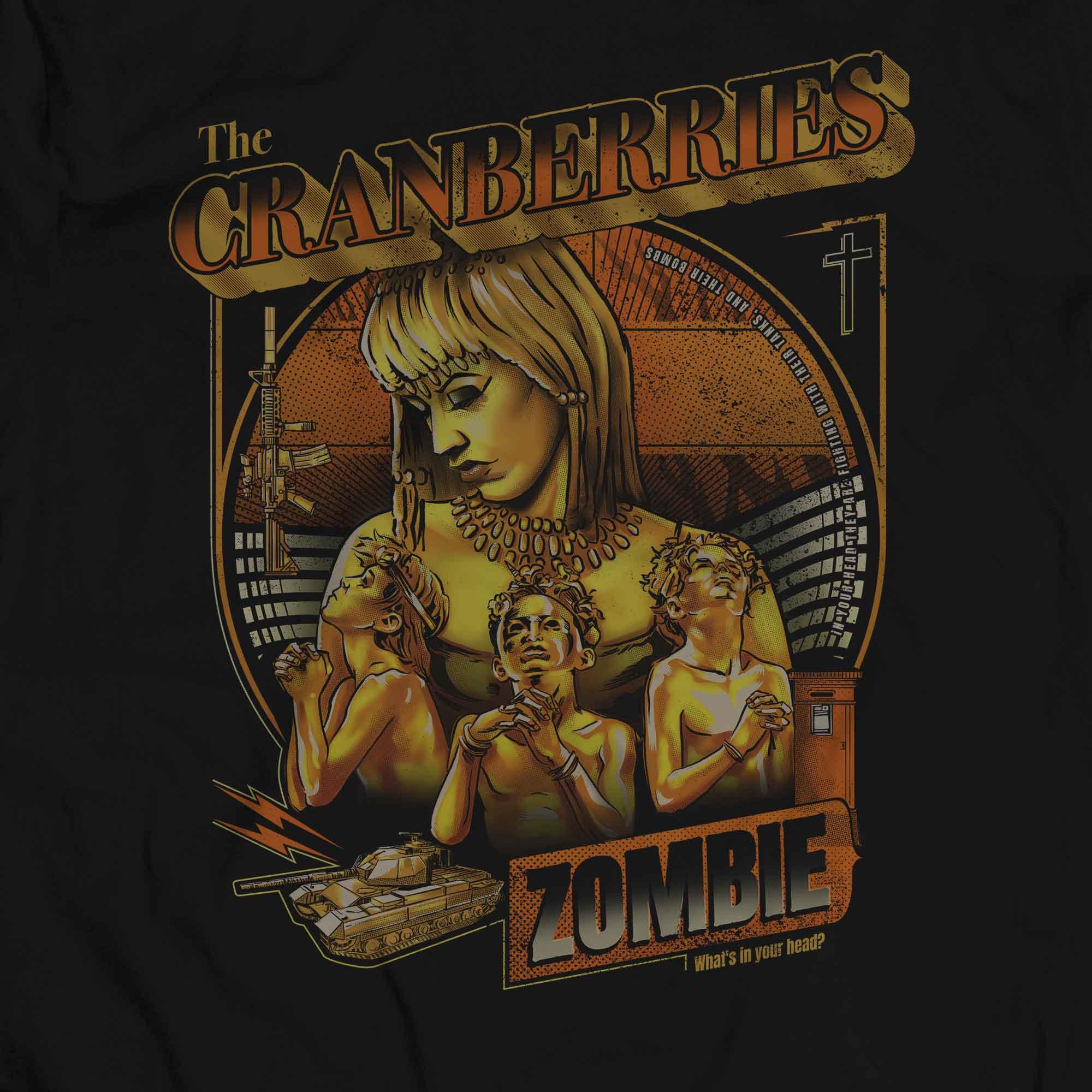 Camiseta Zombie - The Cranberries - Masculino