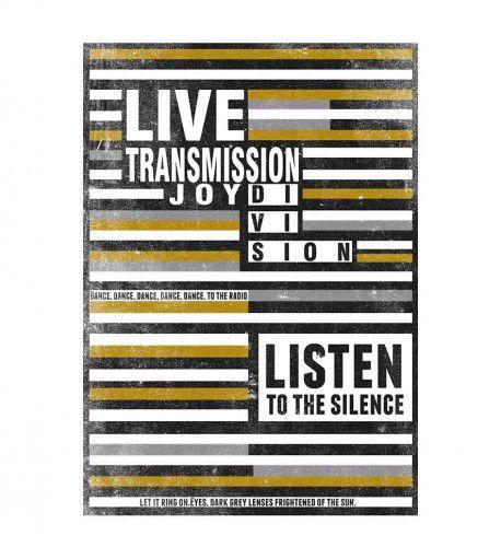 Camiseta Transmission - Joy Division - Feminino