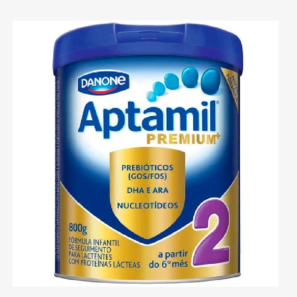 Aptamil Premium 2 - Lata 800g - Danone