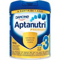 Aptanutri - Aptamil Premium 3-  Lata 800g - Danone