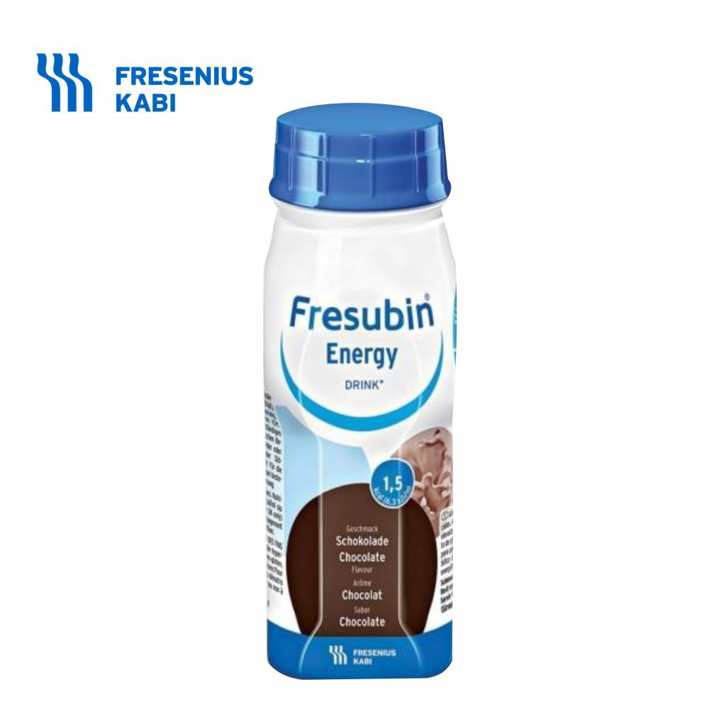 Fresubin Energy Drink 200ml - Sabor Chocolate - Fresenius Kabi