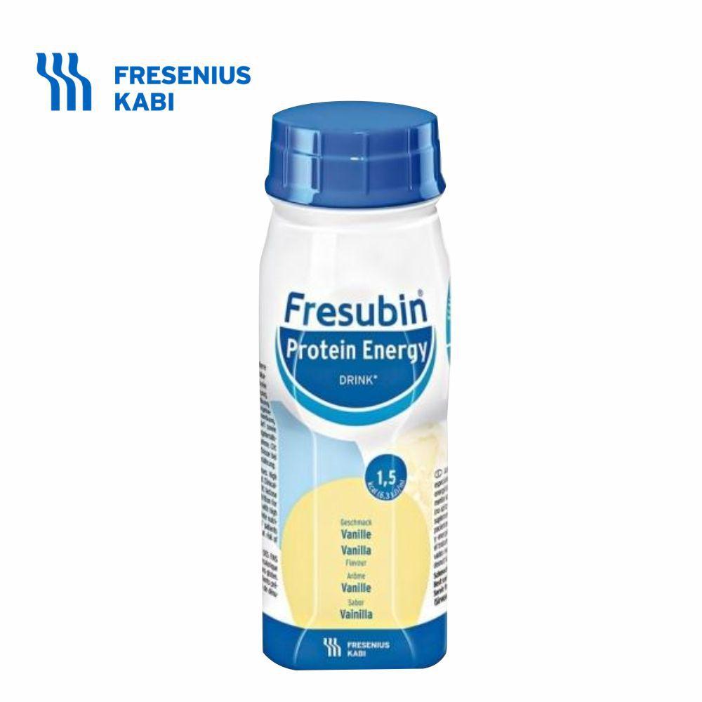 Fresubin Protein Energy Drink 200ml - Sabor Baunilha - Fresenius Kabi