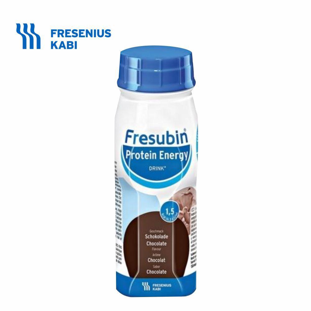 Fresubin Protein Energy Drink 200ml - Sabor Chocolate - Fresenius Kabi -