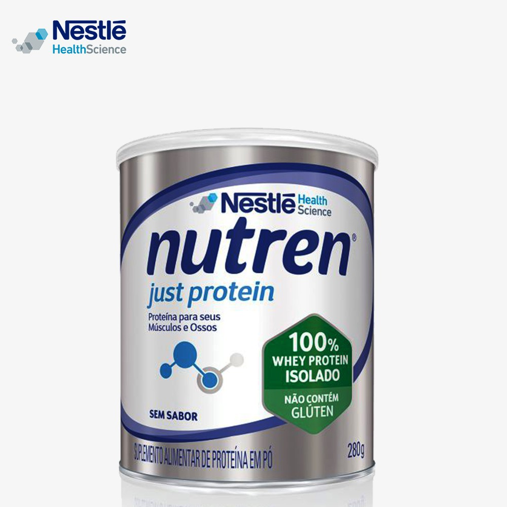 Nutren Just Protein 280g - Nestlé Health Science