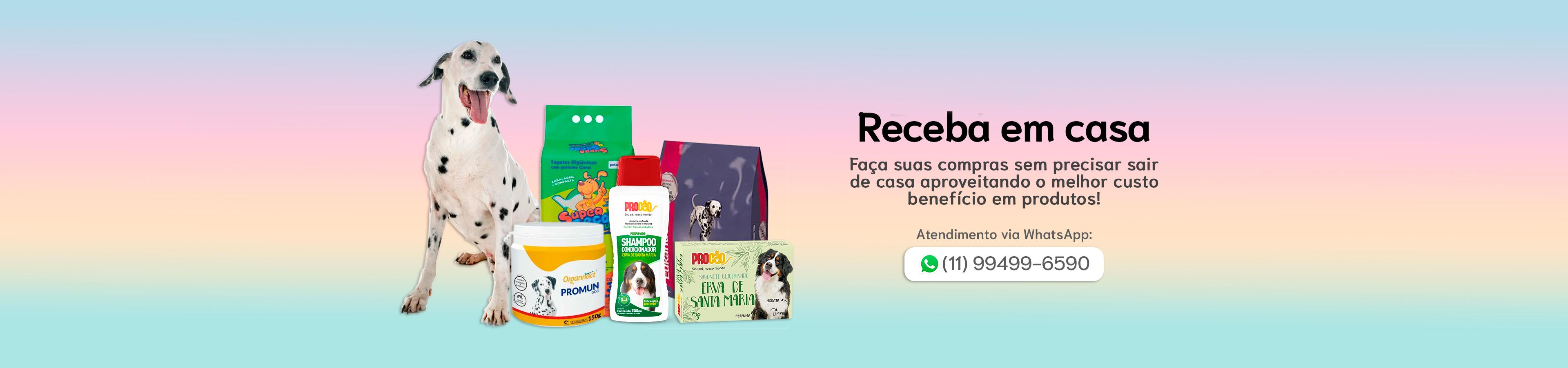 Produtos de Higiene para Cães e Gatos