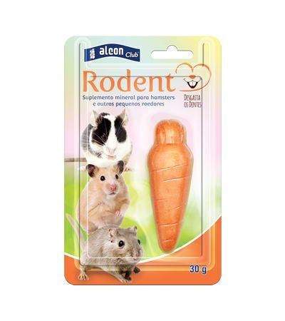 Suplemento Alcon Rodent Suplemento Mineral para Pequenos Roedores