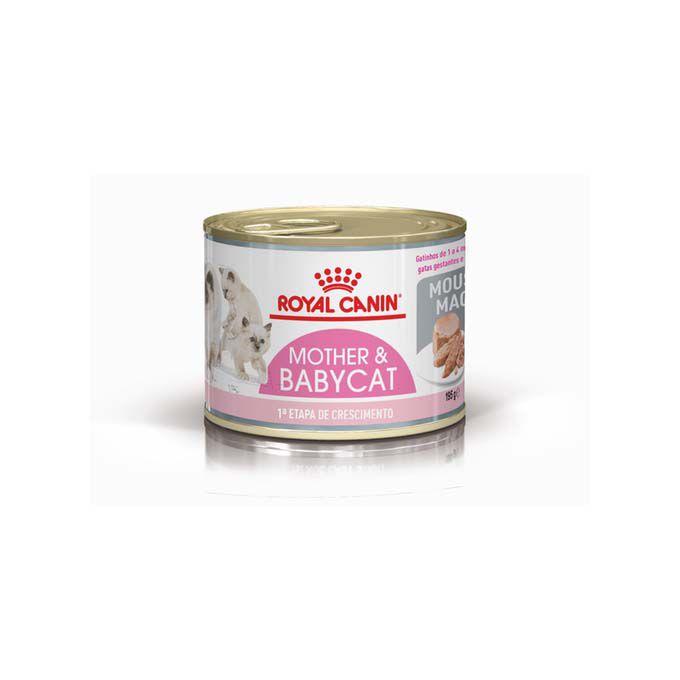 Alimento Úmido Royal Canin Baby Cat Instinctive 195g