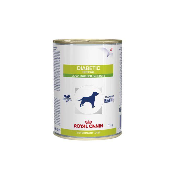 Alimento Úmido Royal Cães Canin Diabetic