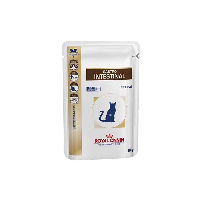 Alimento Úmido Royal Canin Gatos Gastro Intestinal