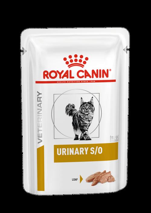 Alimento Úmido Royal Canin Gatos Urinary S/O