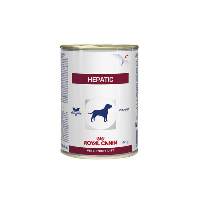 Alimento Úmido Royal Canin Cães Hepatic