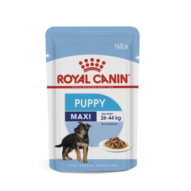 Alimento Úmido Royal Canin Maxi Puppy Filhotes Raças Grandes