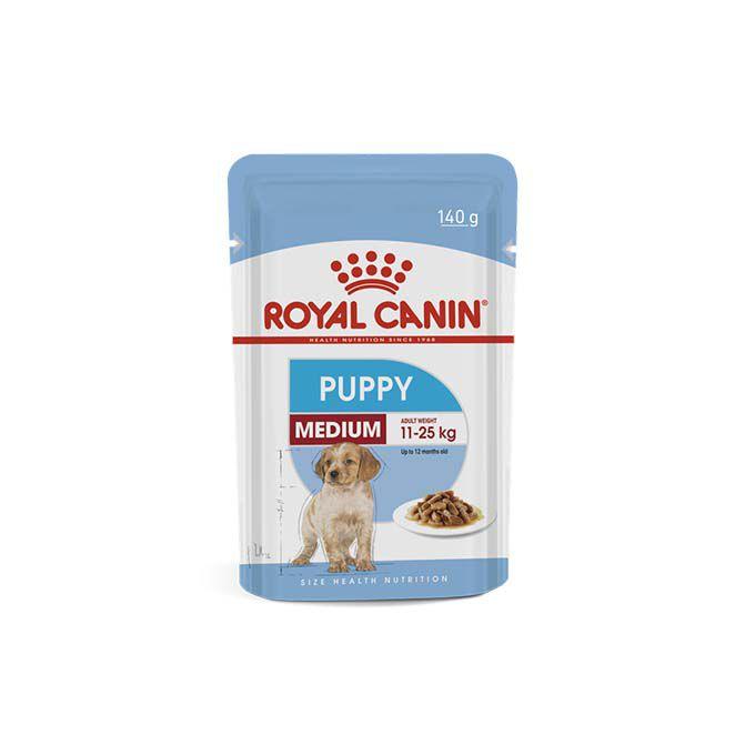 Alimento Úmido Royal Canin Medium Puppy