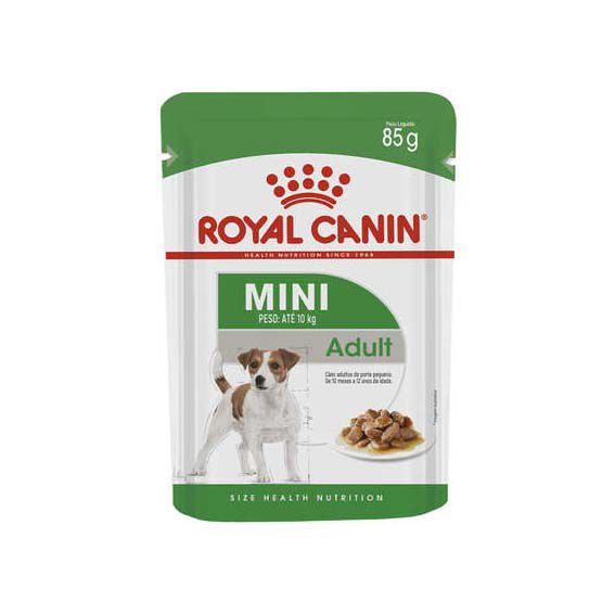 Alimento Úmido Royal Canin Mini Adult
