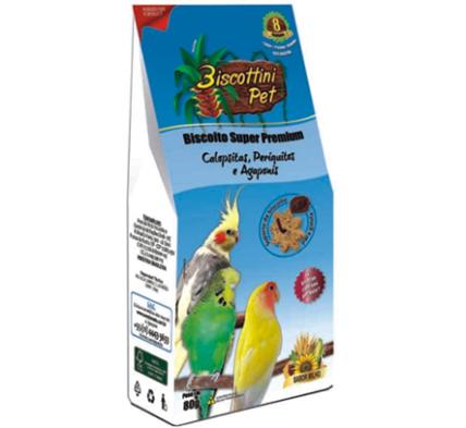 Biscoito para Calopsitas, Periquitos e Agapornes Sabor Milho