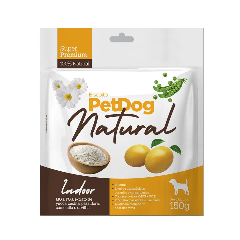 Biscoito Pet Dog Natural Super Premium - Sabores