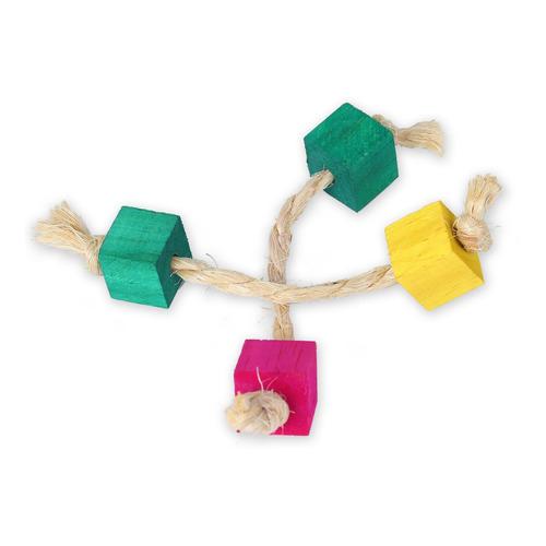 Brinquedo Golden Roe Halteres para Roedores