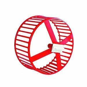 Brinquedo para Roedor Roda de Plástico