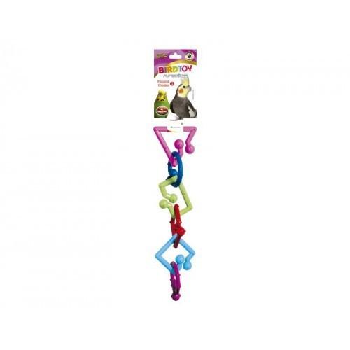 Brinquedo Plastico Bird Toy Grande