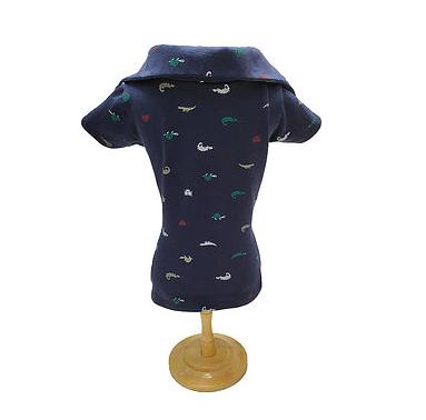 Camisa Polo Malha Fabrica Pet