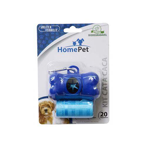 Saquinhos Higiênicos com Dispenser Home Pet