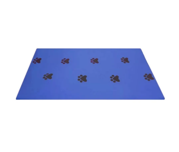 Colchonete Dobrável Mel + Luva Tira Pêlo Nanomagnética