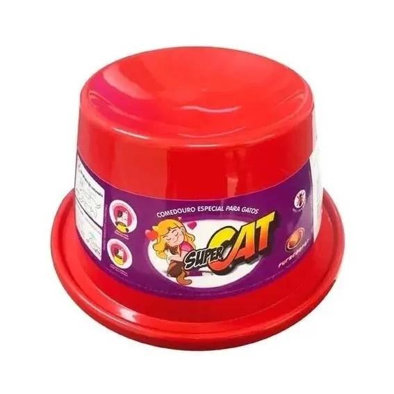 Comedouro para Gato Super Cat 200ml