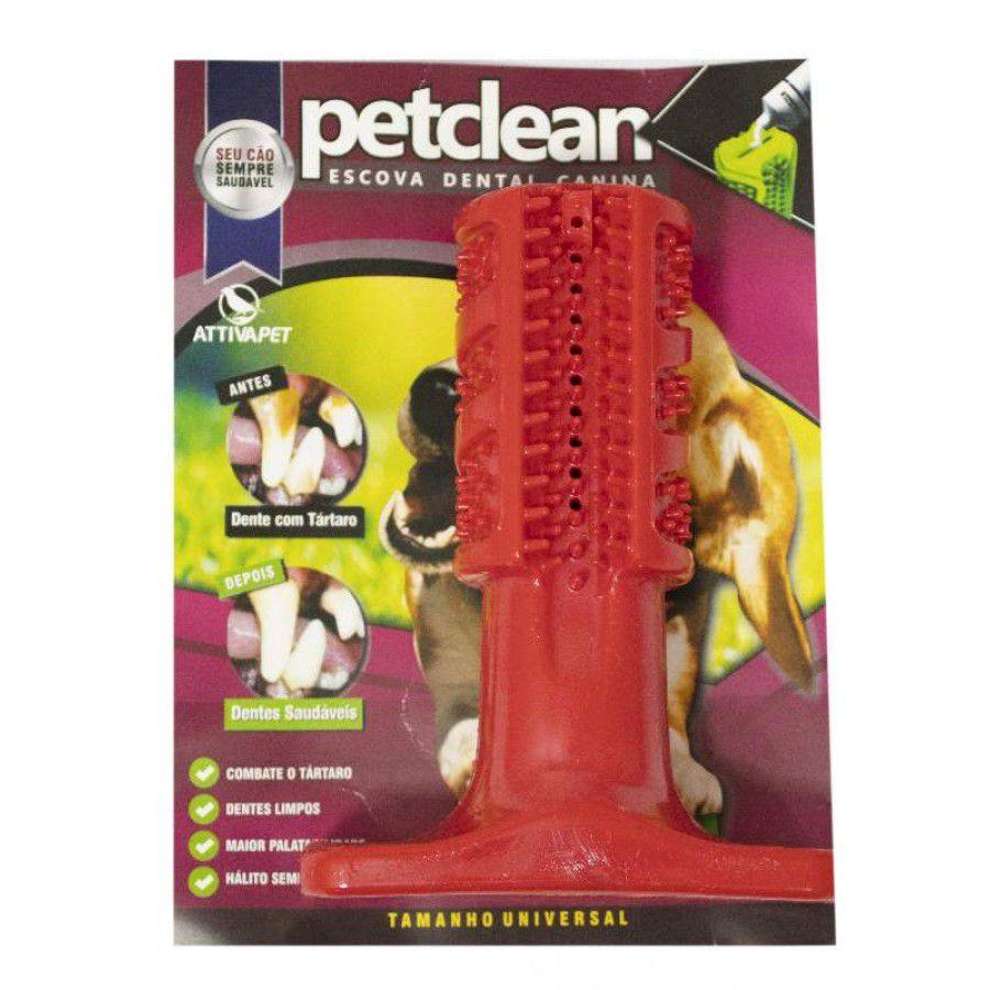 Escova Dental para Cães PetClean