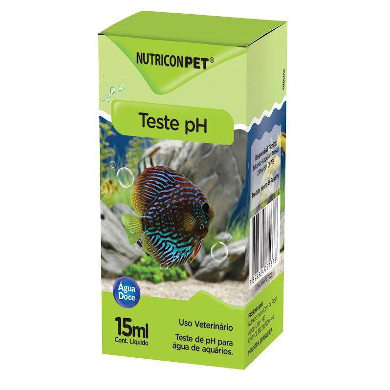Nutricon Test PH 15ml