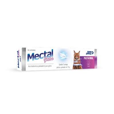 Mectal Pasta Oral para Gatos 3,6g