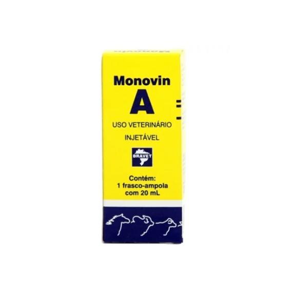 Monovin A Injetável Bravet 20ml