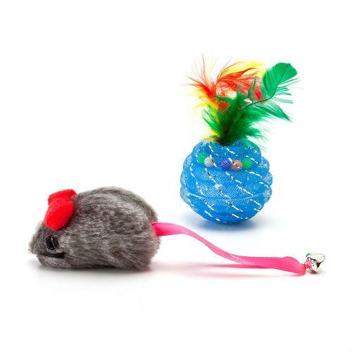 Brinquedo para Gatos Pelúcia Kit Cat Flop 2