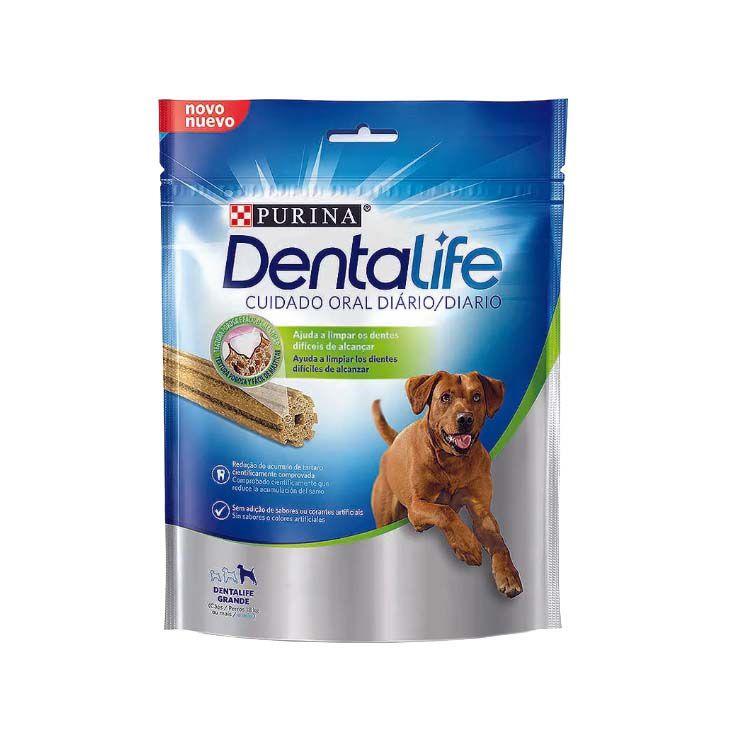 Petisco DentaLife Cão Adulto Grande