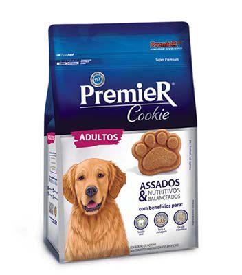 Petisco Premier Cookie Cães Adultos Assados