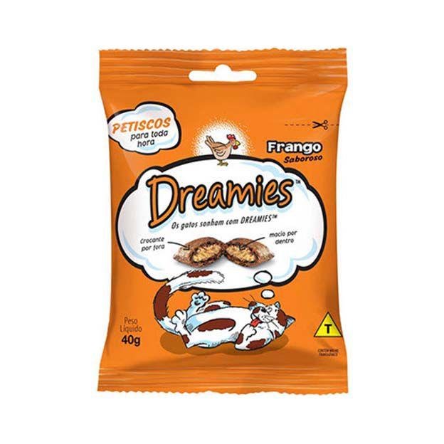 Petisco Snacks Dreamies Frango