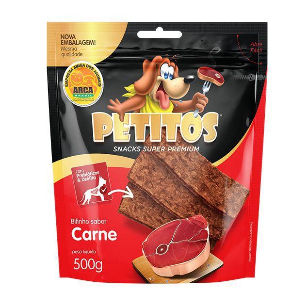 Petitos Bifinho Snack Super Premium